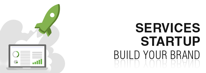 Services Start Up build your brand